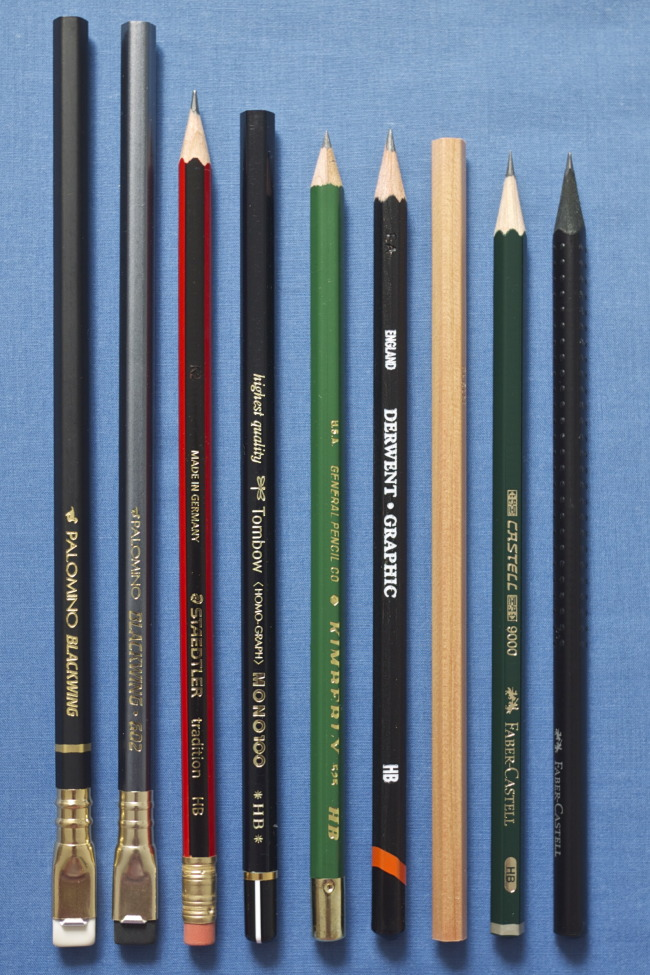 Palomino blackwing writing pencil