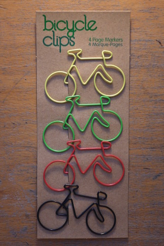 Bicycle Clip