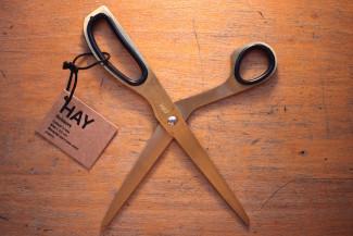 Hay Scissors