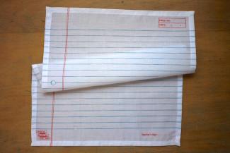 Paper Hankerchief