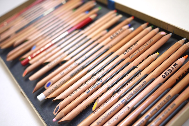Harry's pencils