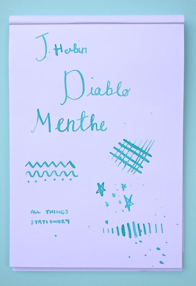 Diabolo Menthe Ink