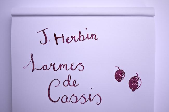 Herbin Cassis2