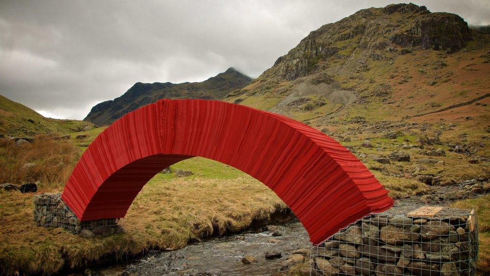 PaperBridge by Steve Massem