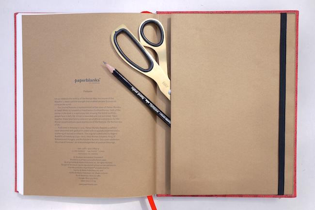 Paperblanks Fortuna Journal