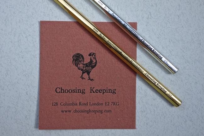 Choosing Keeping3