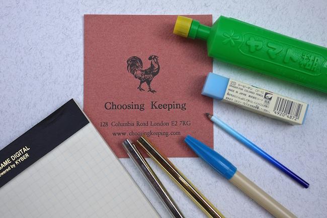 Choosing Keeping7