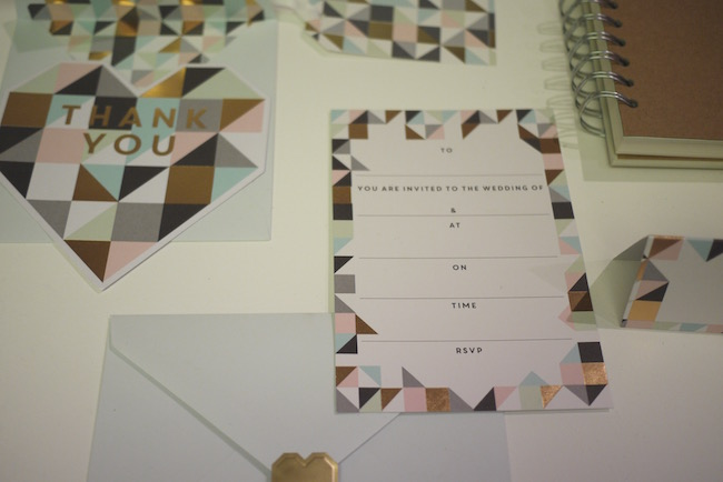 Paperchase Wedding Invitations: Paperchase: Christmas Fun & SS 2016 Preview
