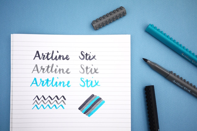 Artline : Review artline stix all things stationery
